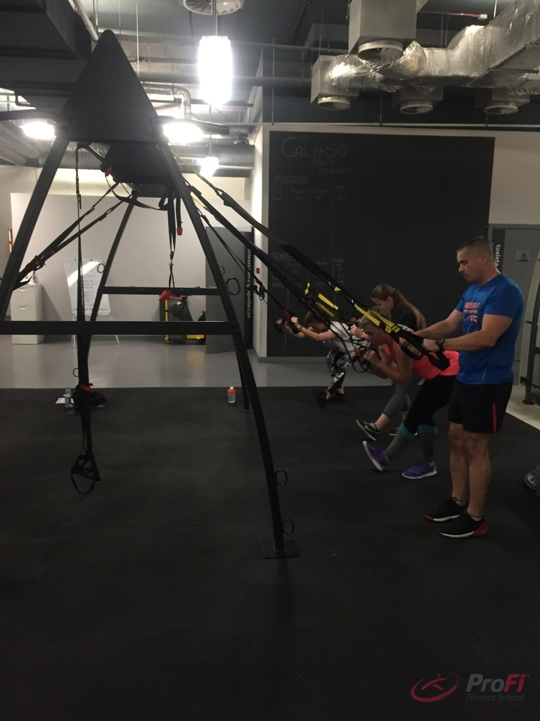 PFS SUSPENSION TRAINING