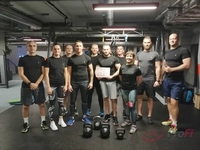 PFS KETTLEBELLS TRAINING
