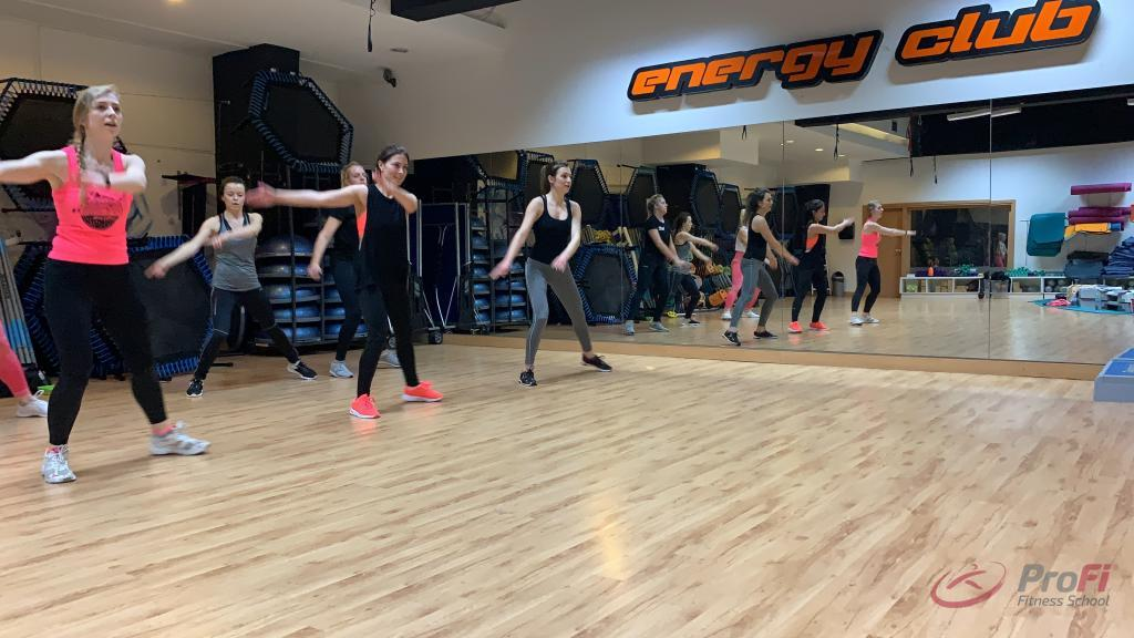 PFS FITNESS GROUP INSTRUCTOR