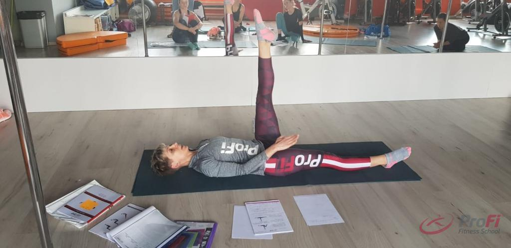 PFS PILATES LEVEL II