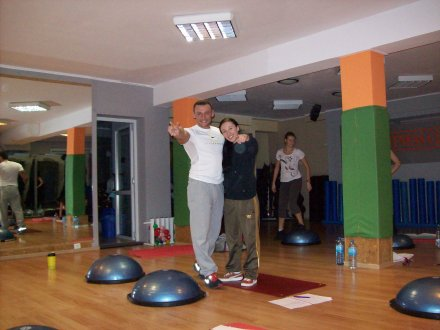 PFI BOSU TRAINING