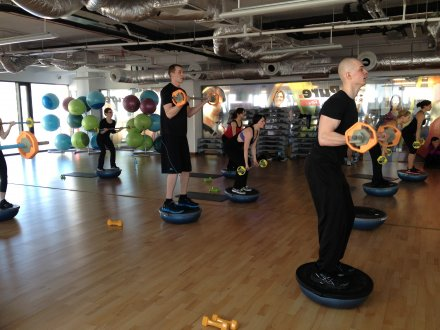 PFI FUNCTIONAL TRAINING