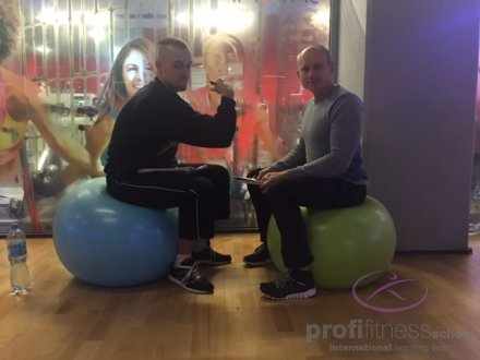 PFS PERSONAL TRAINER