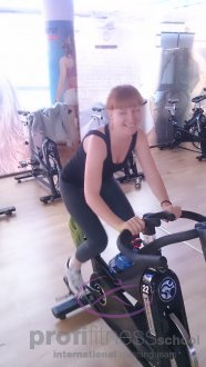 PFS INDOOR CYCLING I LEVEL