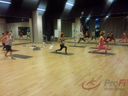 PFS AEROBICS&STEP INSTRUCTOR