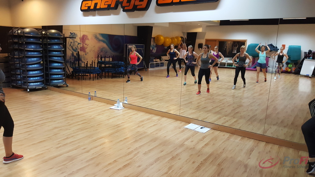 PFS FITNESS GROUP INSTRUCTOR GDYNIA