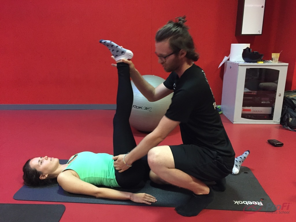 PFS STRETCHING INSTRUCTOR